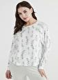 Penti Kadın Çok Renkli Mint Flow Sweatshirt PNDCOBRV21IY Renkli